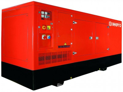 Дизельный генератор Energo ED 250/400 IV S с АВР