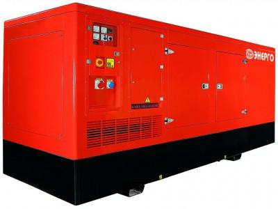 Дизельный генератор Energo ED 250/400 SC S с АВР