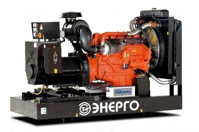 Дизельный генератор Energo ED 300/400 IV с АВР