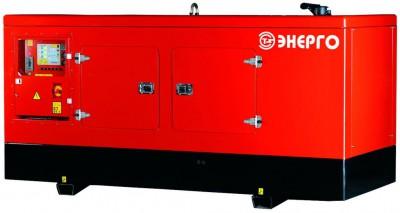 Дизельный генератор Energo ED 300/400 IV S с АВР