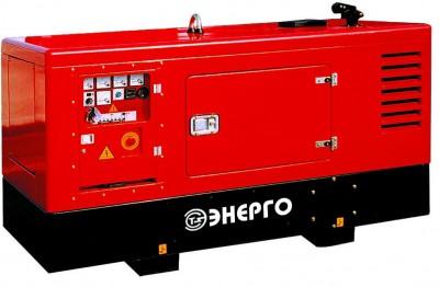 Дизельный генератор Energo ED 40/230 Y-SS с АВР