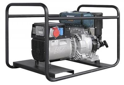 Дизельный генератор Energo ED 6.5/400-SE с АВР
