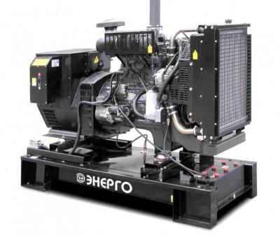 Дизельный генератор Energo ED 75/400 IV с АВР