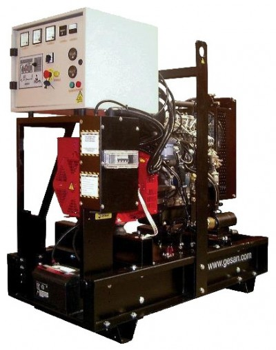 Дизельный генератор Gesan DPA 10 E MF с АВР