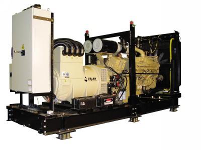 Дизельный генератор Gesan DPA 1500 E с АВР