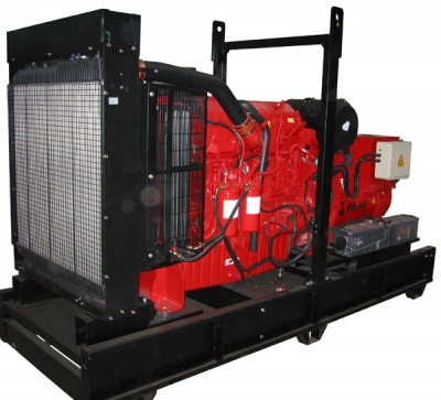 Дизельный генератор Gesan DVA 450E с АВР