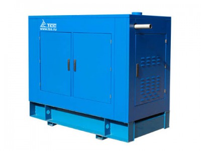 Дизельный генератор ТСС АД-100С-Т400-1РПМ2 с АВР