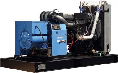 Дизельный генератор SDMO V550K с АВР