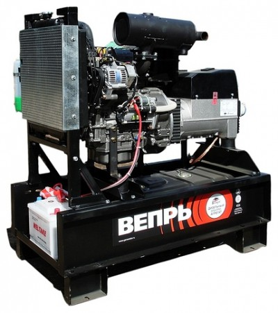 Дизельный генератор Вепрь АДА 8.5-Т400 РЯ с АВР