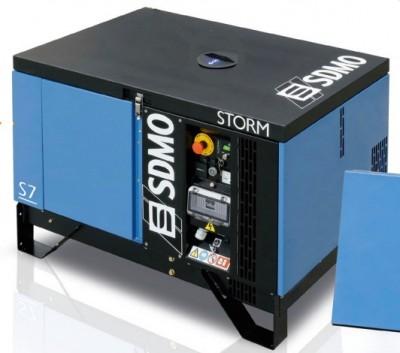 Дизельный генератор SDMO XP-S6-HM-STORM с АВР