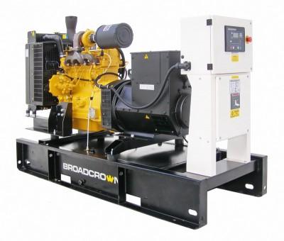 Дизельный генератор Broadcrown BC JD 150 с АВР