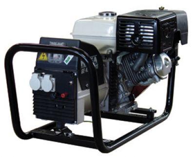 Бензиновый генератор Mosa GE 4500 HBS