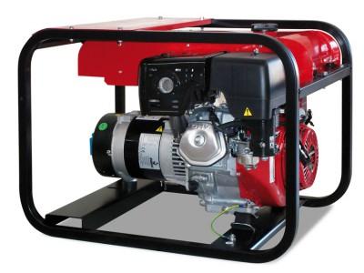 Бензиновый генератор Gesan G 7 TF H L Электростартер
