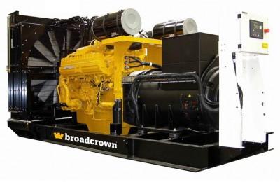 Дизельный генератор Broadcrown BCC 1400S с АВР