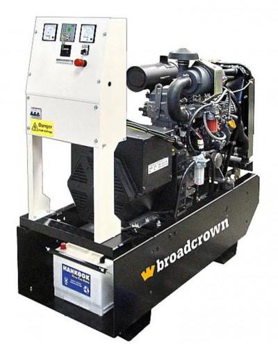 Дизельный генератор Broadcrown BC M12 SP с АВР