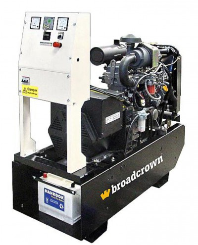 Дизельный генератор Broadcrown BC M33
