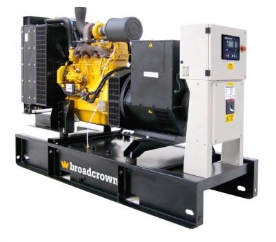 Дизельный генератор Broadcrown BC V275 с АВР