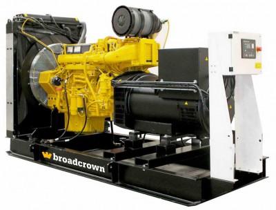 Дизельный генератор Broadcrown BC V385 с АВР