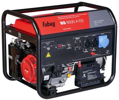 Бензиновый генератор Fubag BS 8500 A ES с АВР
