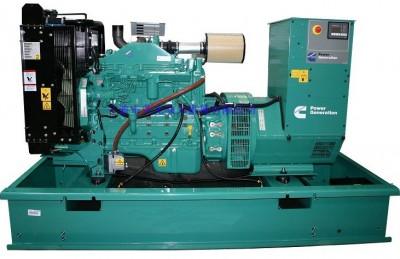 Дизельный генератор Cummins C150D5 с АВР