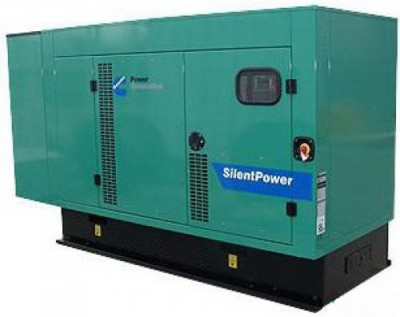 Дизельный генератор Cummins C250D5 в кожухе