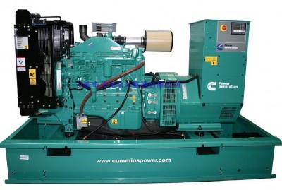 Дизельный генератор Cummins C150D5