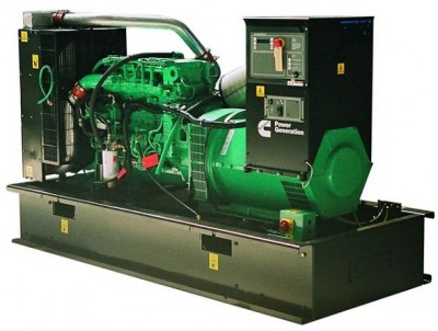 Дизельный генератор Cummins C175D5e с АВР
