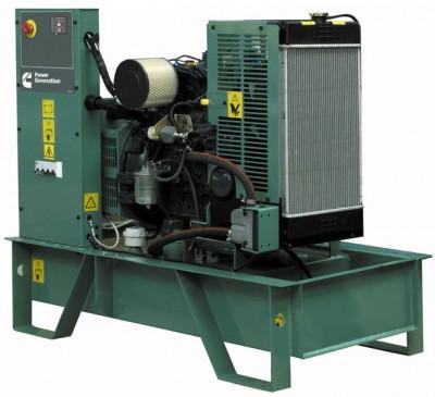 Дизельный генератор Cummins C22D5