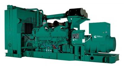 Дизельный генератор Cummins C2000D5 с АВР