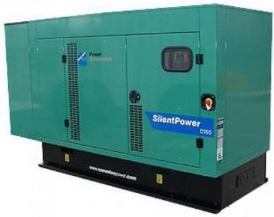 Дизельный генератор Cummins C200D5e в кожухе