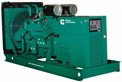 Дизельный генератор Cummins C700D5
