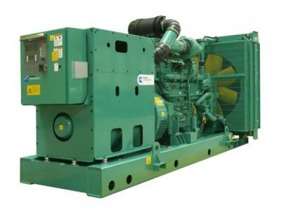 Дизельный генератор Cummins C1000D5