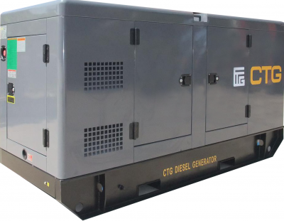 Дизельный генератор CTG AD-220RES