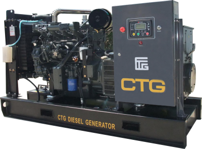 Дизельный генератор CTG AD-200RE