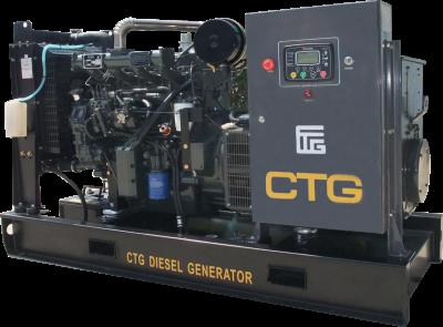 Дизельный генератор CTG AD-200RE с АВР