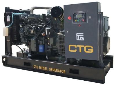 Дизельный генератор CTG AD-165SD