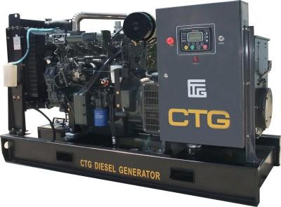 Дизельный генератор CTG AD-320WU