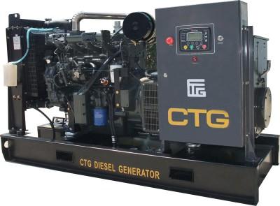 Дизельный генератор CTG AD-385WU с АВР