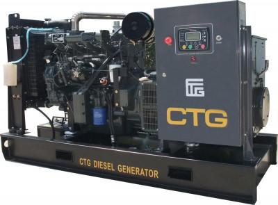 Дизельный генератор CTG AD-35RE