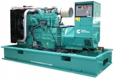 Дизельный генератор Cummins C330D5