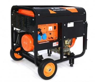 Дизельный генератор MVAE ДГ 3500 с АВР