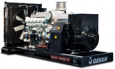 Дизельный генератор Gesan DHA 1400 E ME