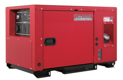Дизельный генератор Elemax SHX8000Di с АВР