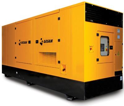 Дизельный генератор Gesan DPAS 45 E