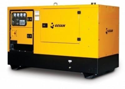 Дизельный генератор Gesan DPBS 65 E