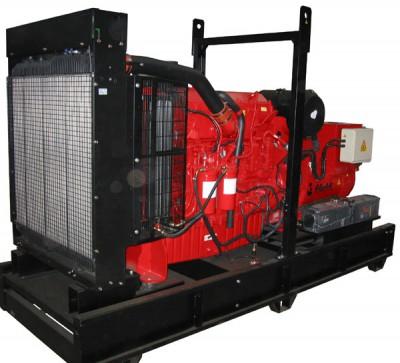 Дизельный генератор Gesan DJA 200E с АВР