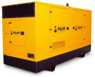Дизельный генератор Gesan DVAS 165E с АВР