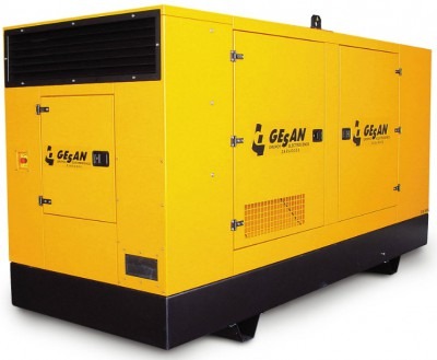 Дизельный генератор Gesan DVAS 500E