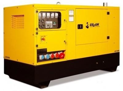 Дизельный генератор Gesan DPAS 65 E с АВР