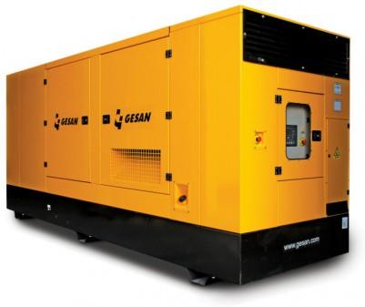 Дизельный генератор Gesan DPAS 1100 E